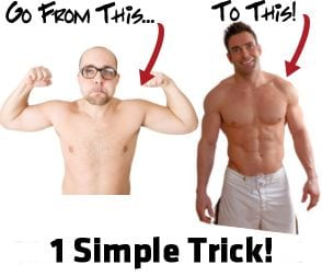Gain Muscles In The Most Natural And Easiest Way