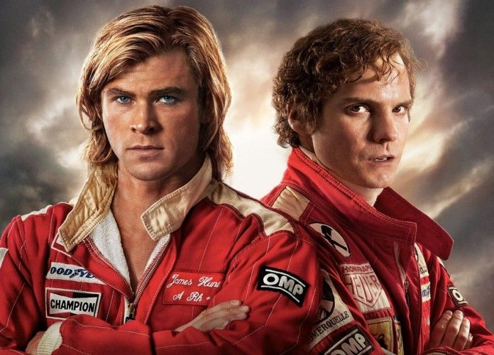 Chris Hemsworth Weight Loss For James Hunt Role
