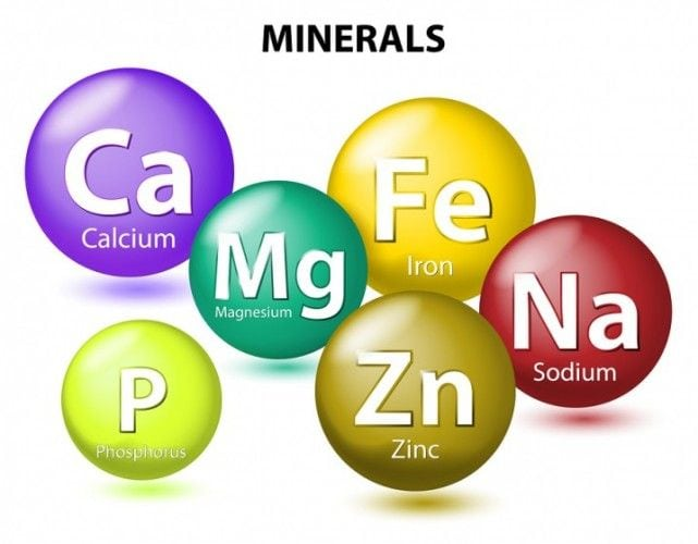 Why minerals are important