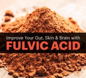 Improve Your Health With Fulvic Minerals