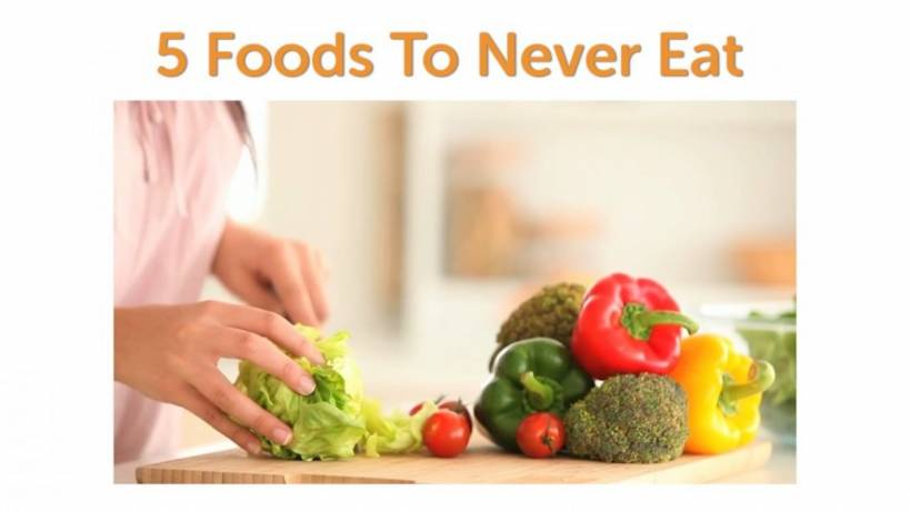 5 Foods You Should Avoid to Start Losing Weight