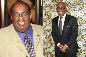 Celebrity Weight Loss - Al Roker Weight Loss