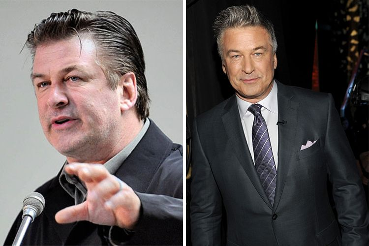 Alec Baldwin Staves Off Type 2 By Kicking Sugar And Losing Weight