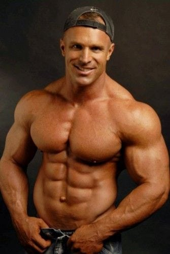 Are You a Happy Bodybuilder