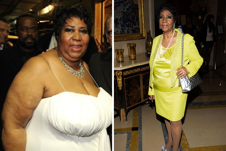 Aretha Franklin Set For Longevity After Losing Weight