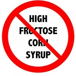 Avoiding High Fructose Corn Syrup