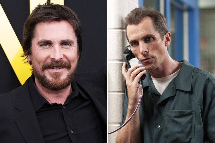 What Christian Bale Puts His Body Through Is Called Dedicatio