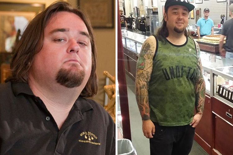Chumlee Avoids Following In His Father's Footsteps
