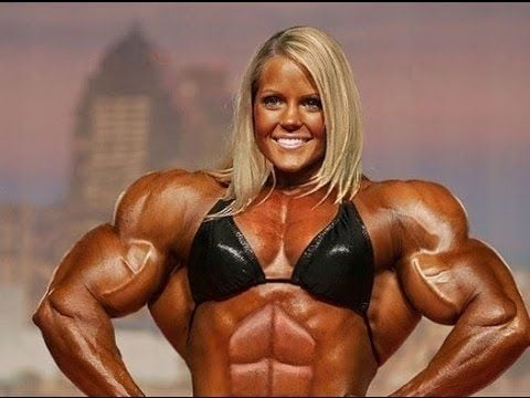 Debunking the Myths About Female Bodybuilding