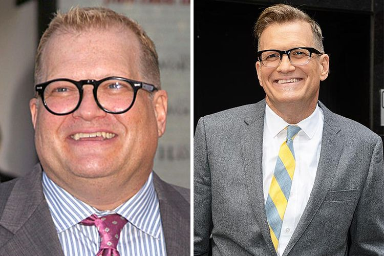 Drew Carey – Now Only Recognizable By Those Glasses After Losing Weight
