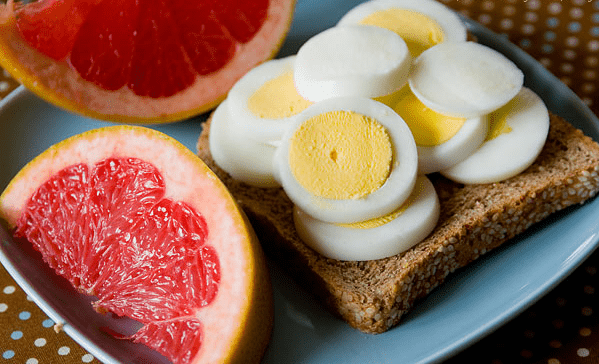 Egg and Grapefruit Diet