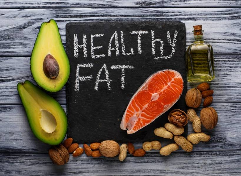 Fats in the Diet - Omega-3 - Omega-6 - Hydrogenated or Trans Fats