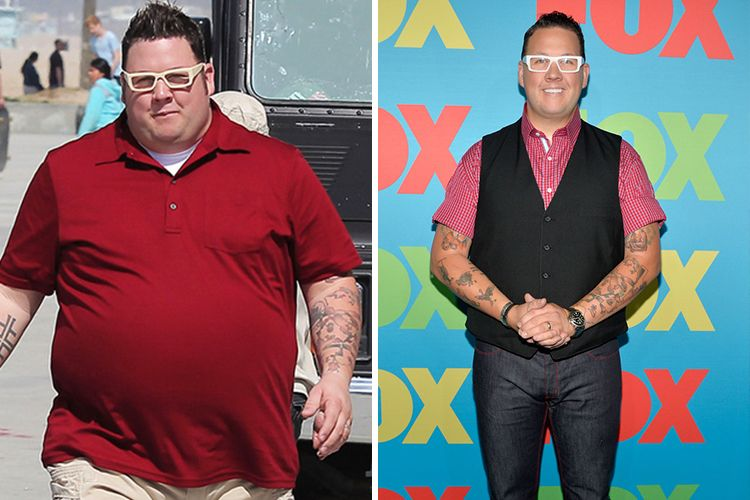 Chef On A Diet – Graham Elliott's Weight Loss Journey