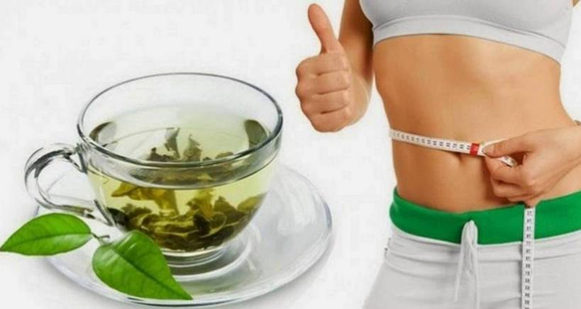 Green Tea and Cautious Eating Help You Get Slimmer and Healthy