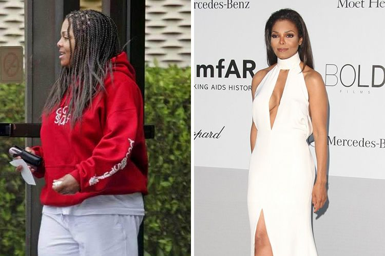 Jackson Sibling Janet Shares Fame But Not Weight With Famous Brother