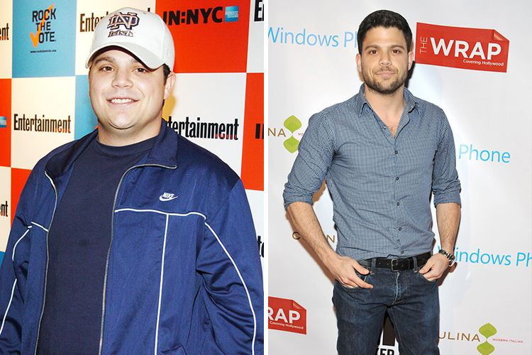 Funny Guy Jerry Ferrara Stuns Fans With Dramatic Weight Loss