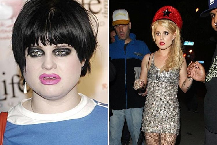 Celebrity Weight Loss - Kelly Osbourne Beats The Weight Loss Odds And Emerges Glamorous And Confident