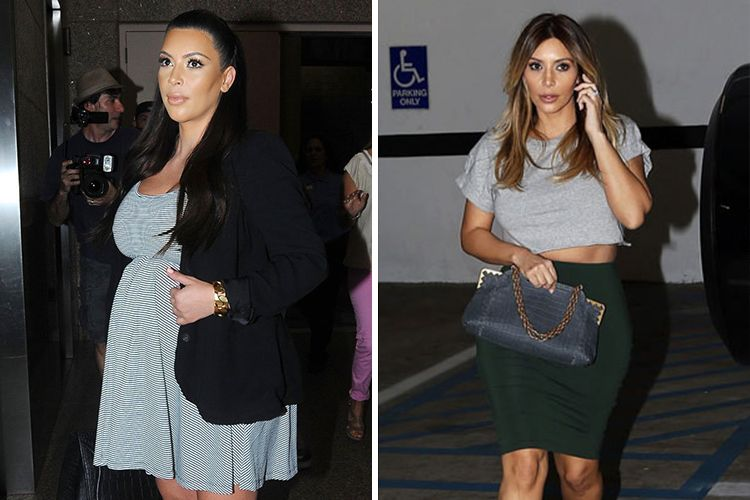 Kim K Shows Us How To Monetize Fame And Lose Weight