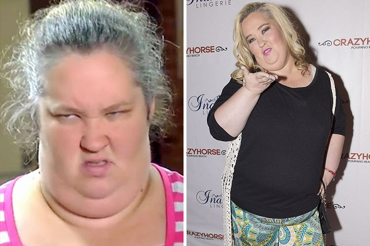 Here Comes Honey Boo Boo Star June Shannon Now Trimmer And Fitter