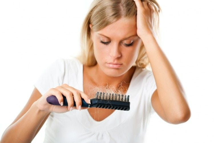 Managing Hair Fall