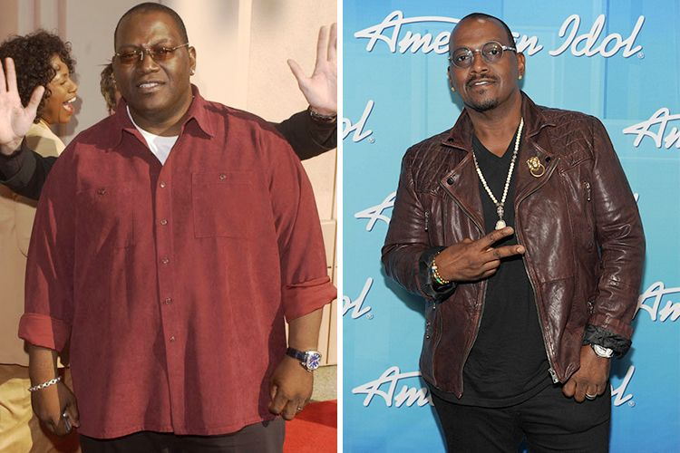 Randy Jackson Gets His Weight And Life Style Under Control