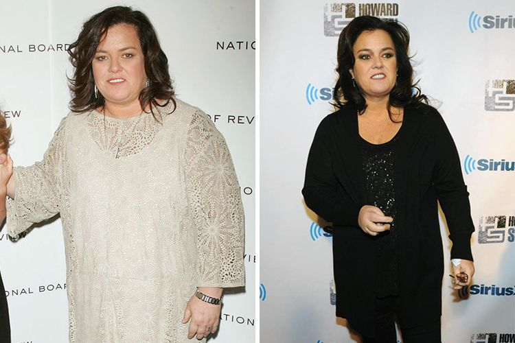 Rosie O'Donnell Loses Weight And Regains Her Health