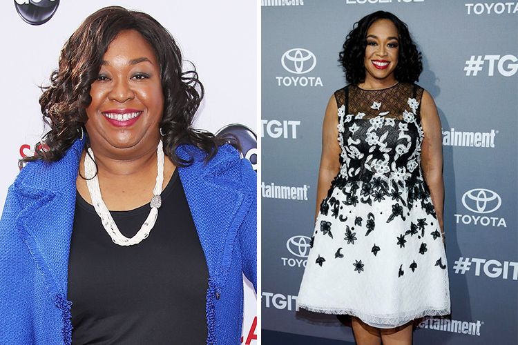 Shonda Rhimes' Year Of Saying Yes, Including To Losing Weight