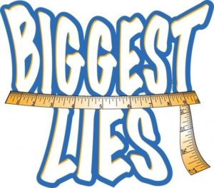 The Top 10 Weight Loss Lies