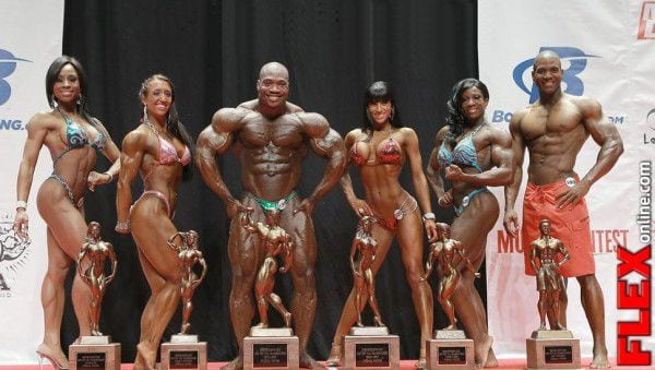 Things to Consider if Entering Bodybuilding Contests