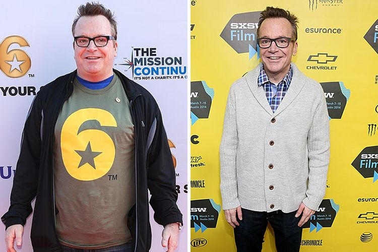 Funny Guy Tom Arnold Finds Fatherhood An Excellent Reason To Keep Fit