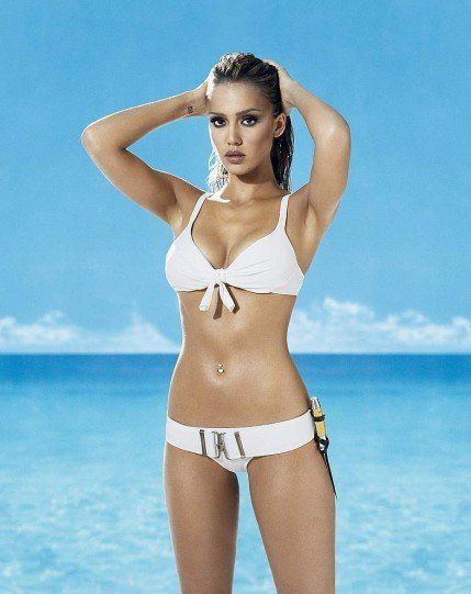 Why Not Try The Jessica Alba Diet and Exercise