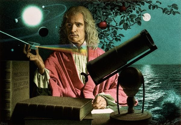 Newton and the Kettlebell