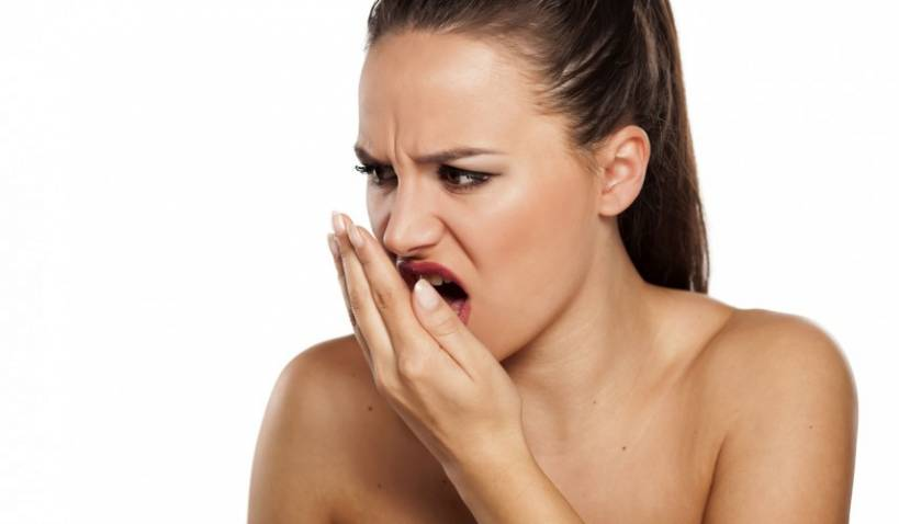 Symptoms of Bad Breath - Cure for Bad Breath