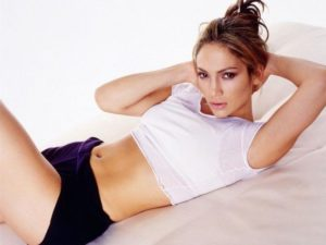 Jennifer Lopez Empowers Women to Be Healthy