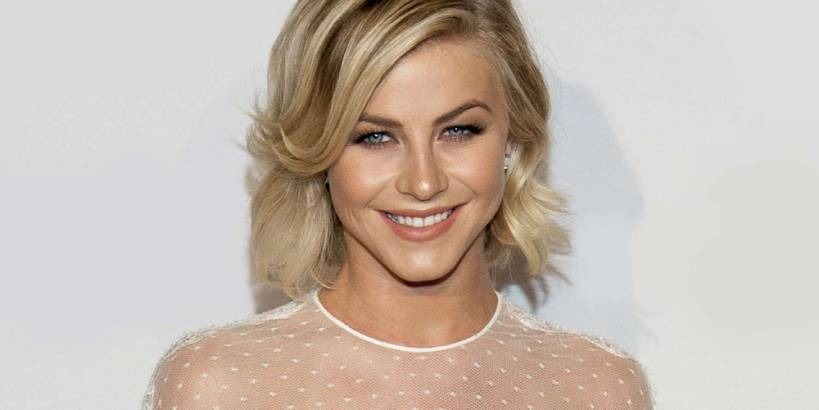 Julianne Hough Reveals her Morning Routine for Staying Fit and Healthy