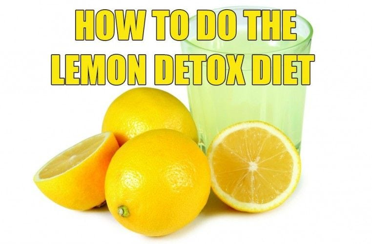 Lemonade Diet Health Benefits - Lemonade Diet Master Cleanse