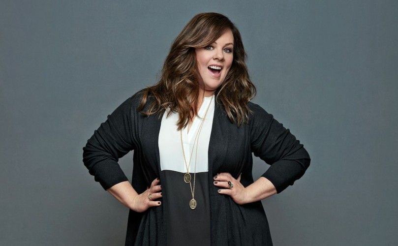 Melissa McCarthy Weight Loss - Melissa McCarthy is a Little Healthier Thanks to Recent Weight Loss