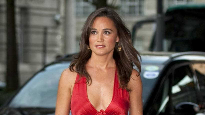 Pippa Middleton Writes on Keeping Fit With a Balanced Lifestyle