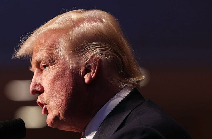 Donald Trump Reportedly Takes a Hair Growth Drug
