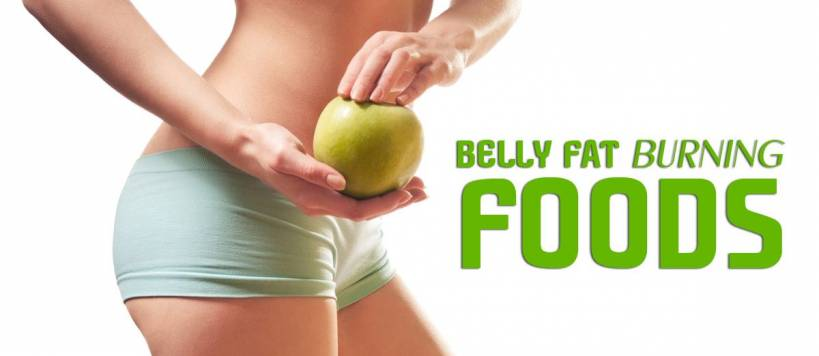 4 Unsuspected Belly Fat Burning Foods
