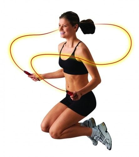 Jump Rope - Why Skipping is a Faster Way to Burn Fat