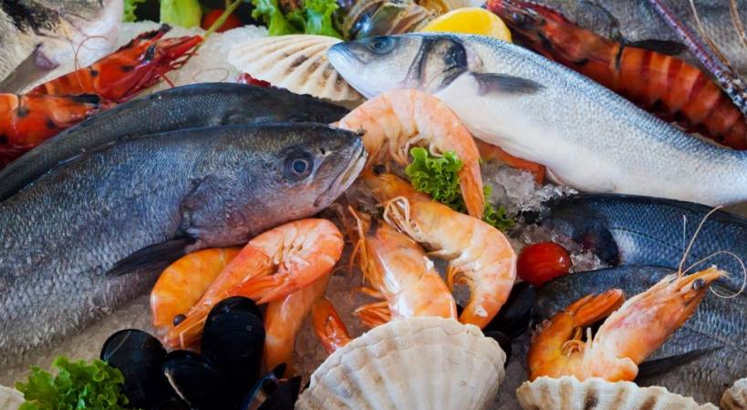 Fresh Seafood - Healthy Dinner Ideas