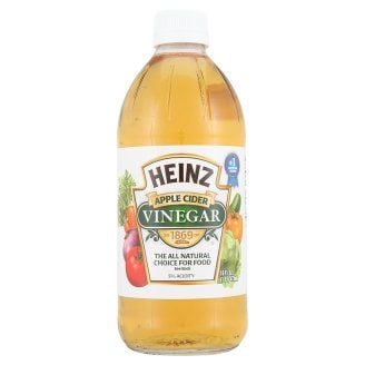 Heinz sells two apple cider vinegars