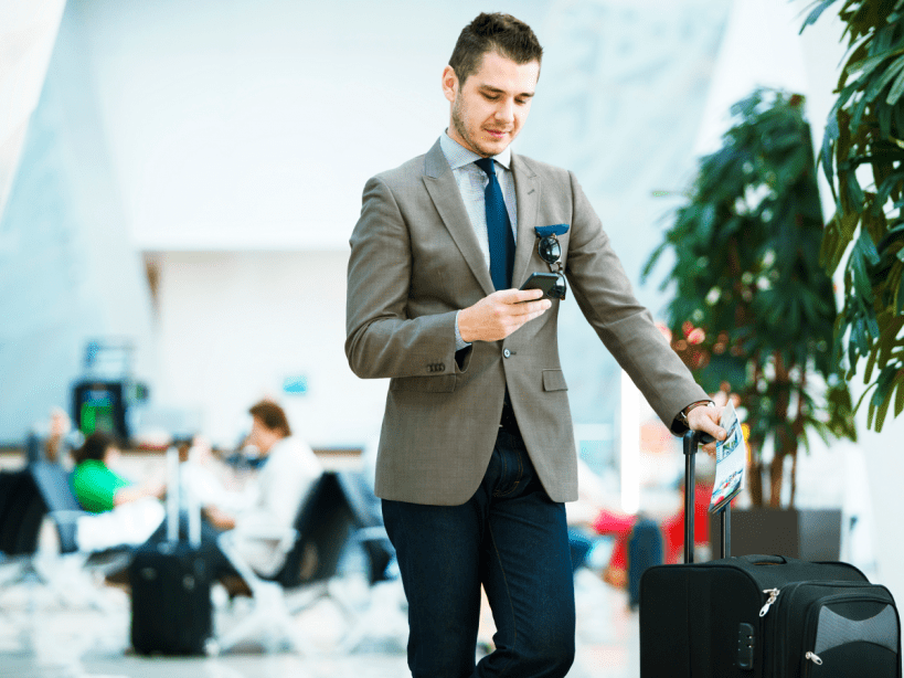 5 Tips To Stay Healthy Even If You Are A Business Traveler