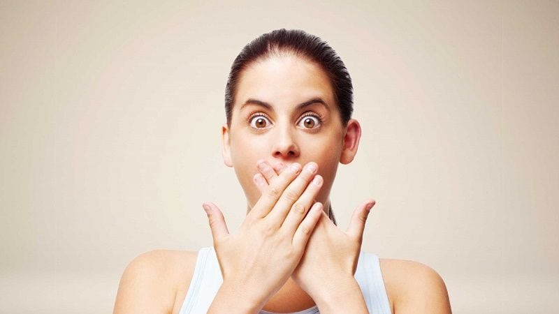 5 Ways to Get Rid of Bad Breath