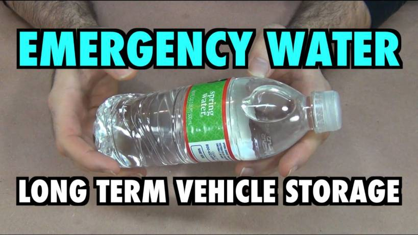 Contrasting Water Usage in Emergency Food Storage