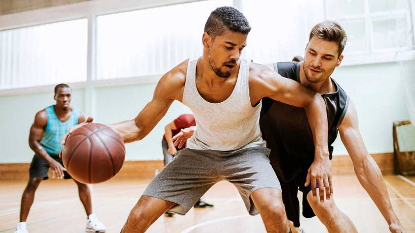Don't Like the Gym? Play Sports Instead