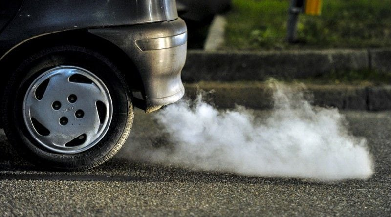 Exhaust Fumes Affect the Brain in Good and Bad Ways