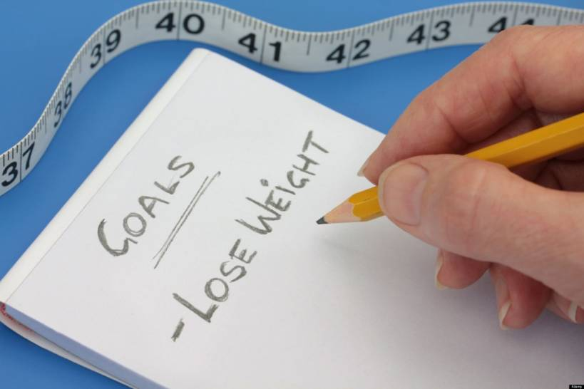 Goal Setting For Weight Loss | Detox Supplements