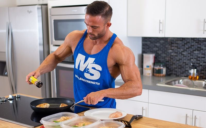 Muscle Building Diets